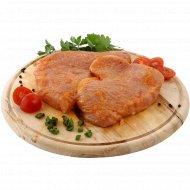 Стейк «Медовый» из филе индейки, охлажденный, 1 кг., фасовка 0.65-0.85 кг