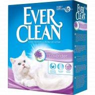 Наполнитель комкующийся «Ever Clean» с ароматом лаванды, 6 л.