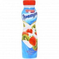 Напиток йогуртный «Эрмигурт питьевой» клубника-киви 1.2%, 290 г.