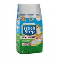 Наполнитель «Fresh Step» тройной контроль запахов, 6 литров , 3.17 кг.