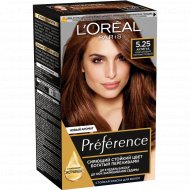 Краска для волос «L'Oreal Paris» Recital Preference, 5.25 каштан.