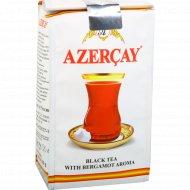 Чай черный «Азерчай» с ароматом бергамота, 250 г.
