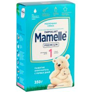 Сухая молочная смесь «Mamelle» premium, 350 г.