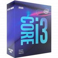 Процессор «Intel» Core i3-9100F Box.