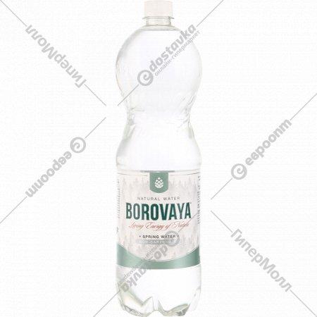 Вода минеральная «Боровая» негазированная 1,5 л.