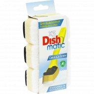Сменный блок «Dishmatic» для деликатных поверхностей.