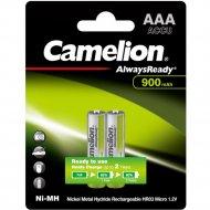 Комплект аккумуляторов «Camelion» NH-AAA900ARBP2, 2 шт