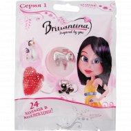 Бижутерия детская «Briliantina» кольцо из серии UNO, 1 шт
