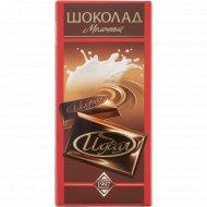 Шоколад молочный «Идеал» 100 г.