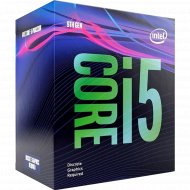 Процессор «Intel» Core i5-9400 Box.