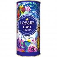 Чай черный «Lovare» 1001 ночь, с ароматом винограда, 80 г.