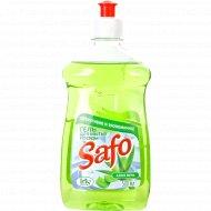Средство для мытья посуды «Safo» алоэ вера, 500 мл.