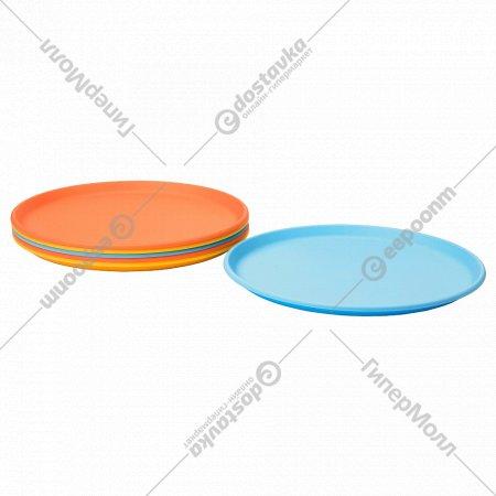 Тарелка «Соммар 2019» десертная, 21 см, 6 шт.