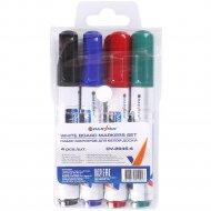 Набор маркеров для белой доски «Darvish» 4 шт.