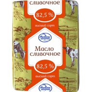 Масло сливочное «Молочный гостинец» 82.5%, 180 г.