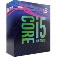 Процессор «Intel» Core i5-9600K Ret.