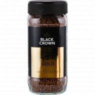 Кофе растворимый «Black Crown Cold» 190 г