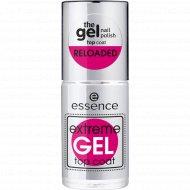 Покрытие для ногтей верхнее extreme gel top coat, Essence, 8 мл