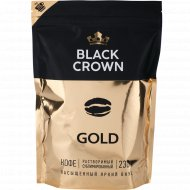 Кофе растворимый «Black Crown» сублимированный, 230 г