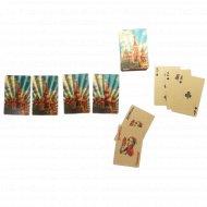Карты игральные пластиковые, 54ШТ-LC-1.