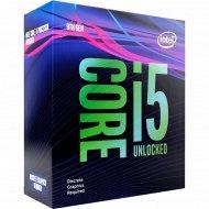 Процессор «Intel» Core i5-9600KF Box.