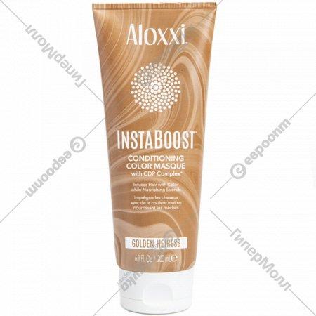 Маска «Aloxxi» InstaBoost Colour, Golden, 200 мл