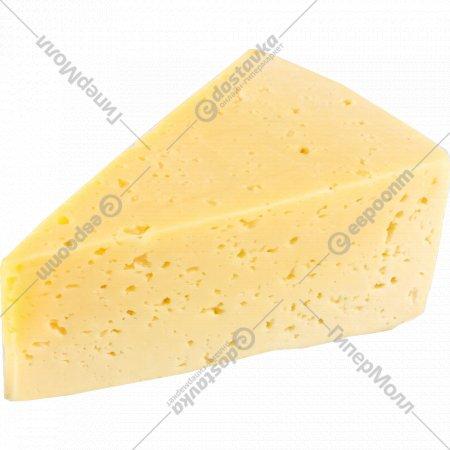 Сыр «Сливочный» 50%, 1 кг., фасовка 0.3-0.4 кг