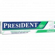 Зубная паста «President» Classic, 75 мл.