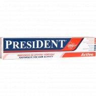 Зубная паста «President» Active, 75 мл.