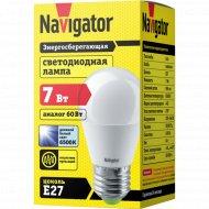 Лампа «Navigator» 61 245 NLL-G45-7-230-6.5K-E27.