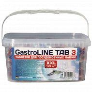 Таблетки для посудомоечных машин «GastroLine» TAB 3XXL, 100 шт
