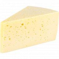 Сыр «Сливочный» 50%, 1 кг., фасовка 0.35-0.45 кг