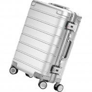 Чемодан «Xiaomi» 90 Points Metal Luggage 20'' XNA4034RT Silver.