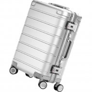 Чемодан «Xiaomi» 90 Points Metal Luggage 20'' XNA4034RT Silver.