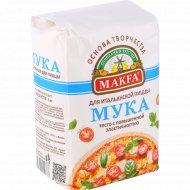 Мука пшеничная «Makfa» для итальянской пиццы, 1 кг.