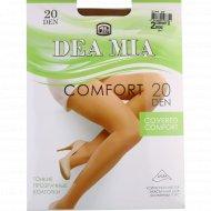Колготки женские «Dea mia» comfort, 20 den, бронза.