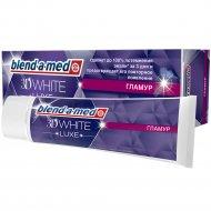 Паста зубная «Blend-a-med» 3D White Lux» гламур, 75 мл.