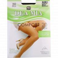 Колготки женские «Dea mia» comfort, 20 den, черный.