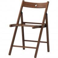 Стул «Ikea» Терье, складной, коричневый