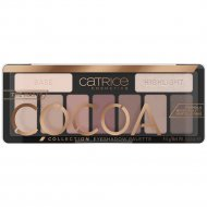 Палетка теней «Catrice» The Matte Cocoa Collection, 9.5 г