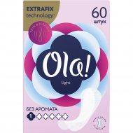 Прокладки ежедневные «Ola!» Light, 60 шт.