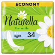 Женские гигиенические прокладки «Naturella» Camomile Light Duo, 34 шт.