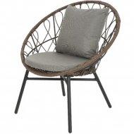Кресло садовое «GreenDeco» Мальорка, 9840264, бежевый/белый