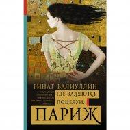 Книга «Где валяются поцелуи. Париж» Валиуллин Р.Р.