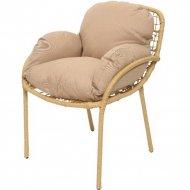 Кресло садовое «GreenDeco» Эльба, 9840417, бежевый