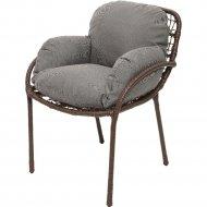 Кресло садовое «GreenDeco» Эльба, 9840415, коричневый