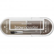 Тени «Essence» Brow Powder, 01 Light&Medium, 2.3 г