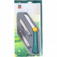 Нож садовода «Raco» RT53/345B, 3 в 1.