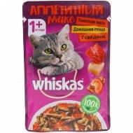 Корм консервированный для кошек «Whiskas» Аппетитный микс, 85 г.