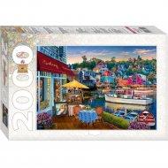 Пазл «Step Puzzle» Галерея в гавани, 84045, 2000 элементов